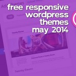 10 Free Responsive WordPress Themes May 2014
